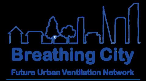 Breathing city logo